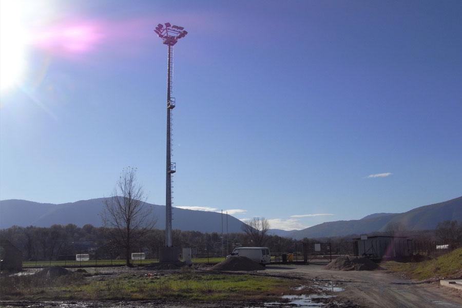 Stella Elettrica Impianti - Lavori Eseguiti - Fari della Torre